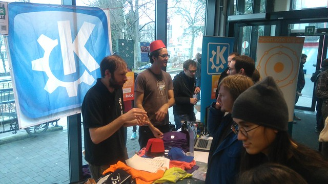 kde at fosdem 2017