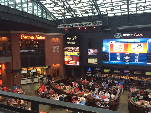 St Louis Ballpark Village