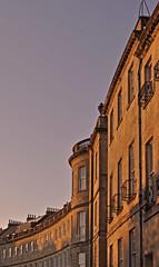 UK - Bath - Lansdown Crescent