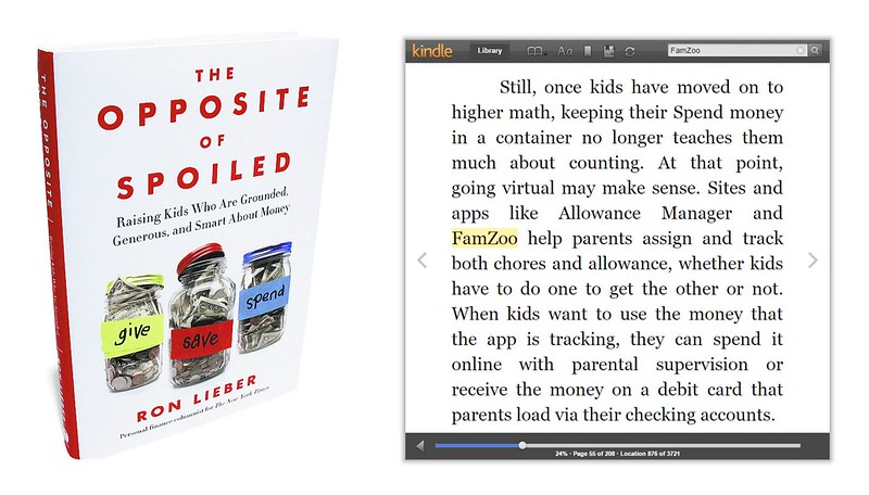 FamZoo Featured in the The Opposite of Spoiled