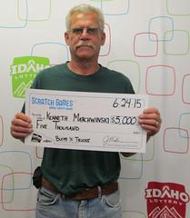 Kenneth Marchwinski - $5,000 Bucks 'N Trucks