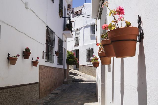 3. Comares, Spain