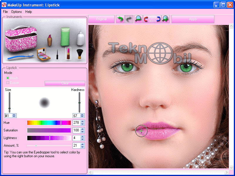 MakeUp Instrument v7.4-752 Türkçe Full