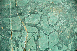 Mudcracks in argillite (Grinnell Formation, Mesoproterozoic, ~1.45 Ga; Glacier National Park, Montana, USA) 3