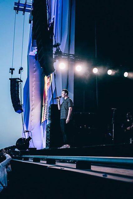 Sam Smith - NOS Alive'15