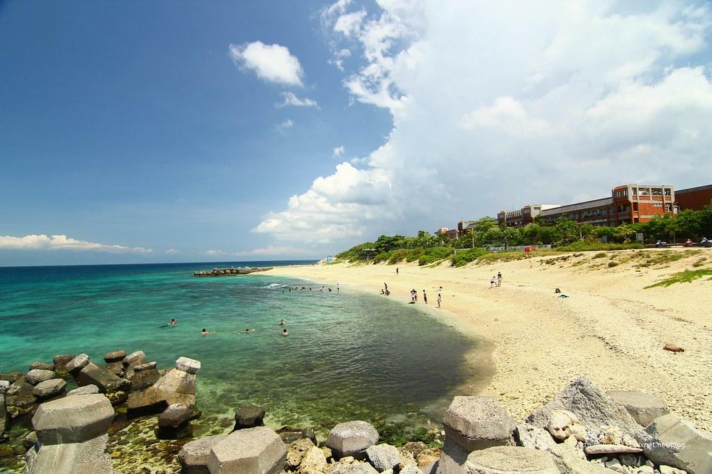 中澳沙灘 (1)