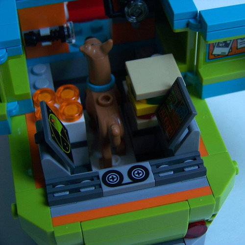 LEGO Scooby Doo 75902 review