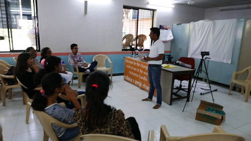 Workshop 4 Social Change -- Public Speaking and Social Advocacy (Borivali July 2015)
