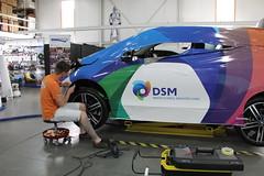 Carwrap BMW i3 DSM