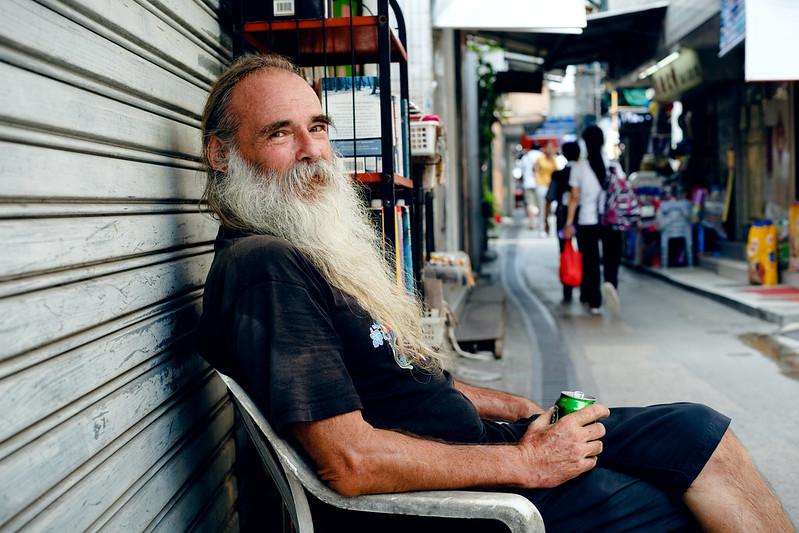 Nick Lovatt - A Brit abroad: Lamma Island, Hong Kong