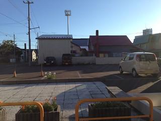 rishiri-island-tairyo-tei-parking