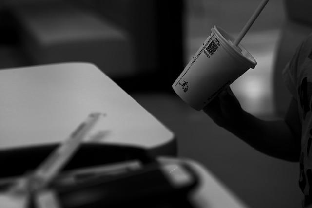 NIKON D7200 monochrome photography #