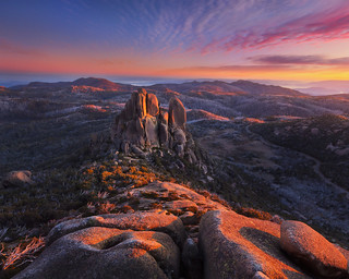 The Cathedral, Mount Buffalo