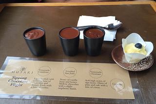 Santa Cruz - Mutari Sipping Chocolate Flight