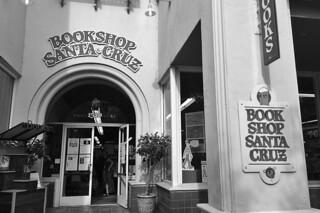 Santa Cruz - Bookshop Santa Cruz
