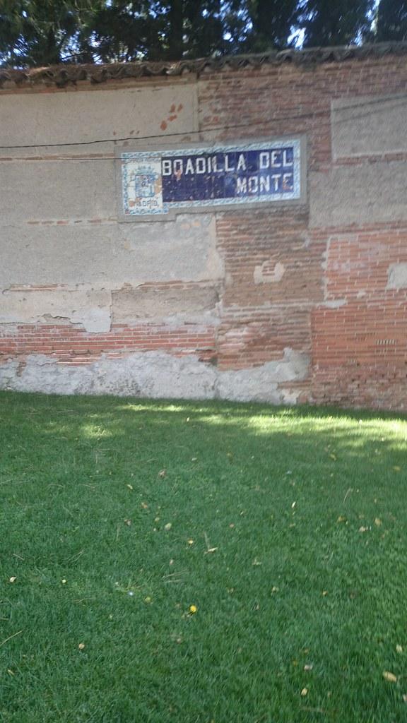 Boadilla del monte map community of madrid spain mapcarta - Residencia boadilla del monte ...