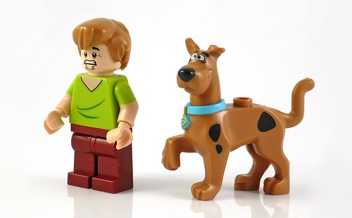 LEGO Scooby Doo 75900 Mummy Museum Mystery fig01