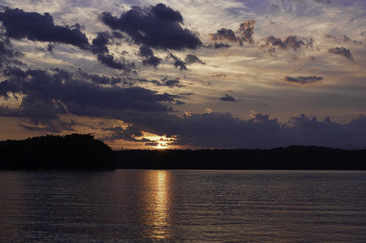 Keowee sunset