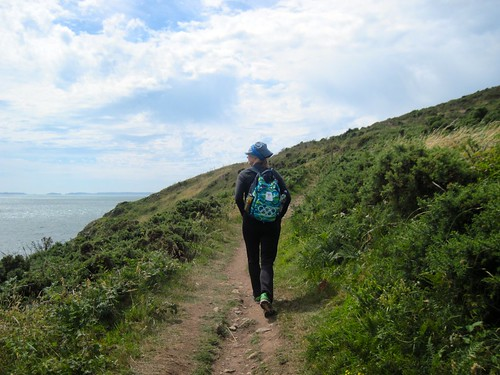 Pembrokeshire Coast Path: Caerfai to Whitesands