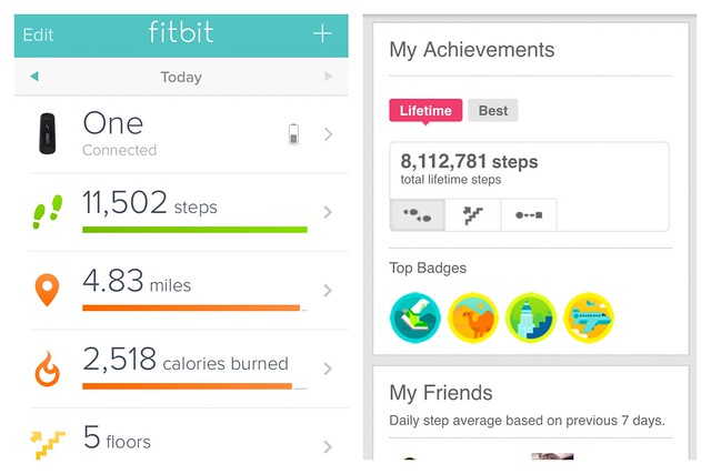 Fitbit 2 year anniversary