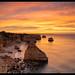 Praia da Marinha III - Portugal 2016 by Andrea Di Gioia