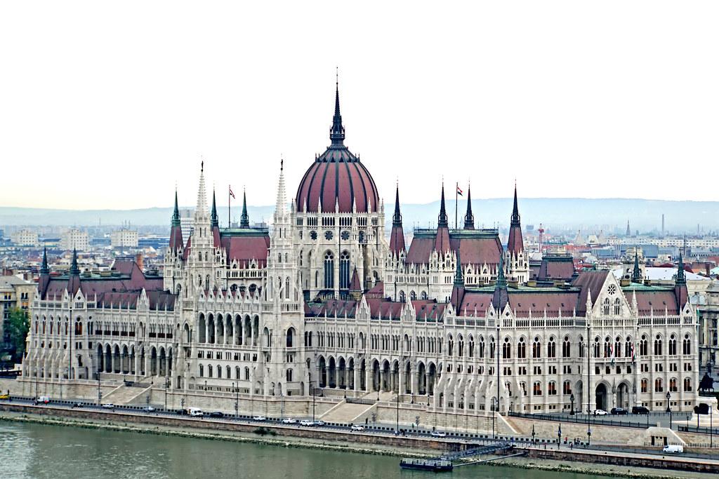 Hungary-02184 - Hungarian Parliament Building