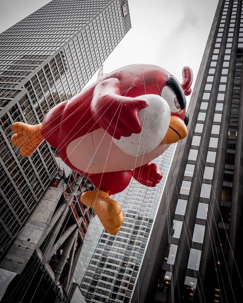 Macy's Thanksgiving parade II