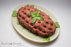 "typical libanese food ""raw kibbeh"""