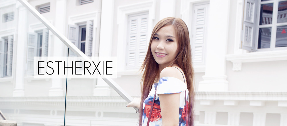 ESTHERXIE.COM - Singapore Lifestyle Blog