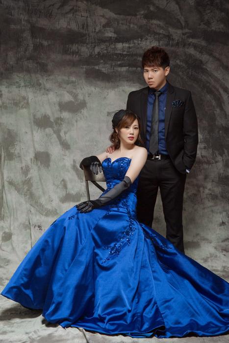 Giny,愛瑞思,愛瑞思造型團隊,清透妝感,Motion.Taipei,Barry,編髮,自助婚紗,長頭紗,蓬鬆盤髮