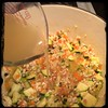 #zucchini #risotto #homemade #CucinaDelloZio - add 3c of ch stock 1c at a time
