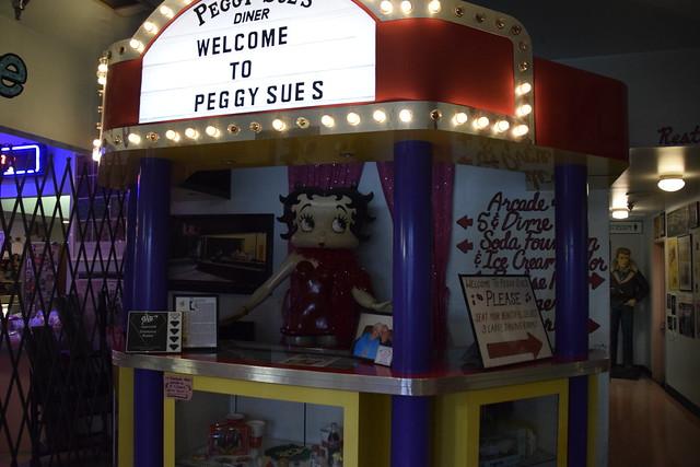Peggy Sue's Dinner