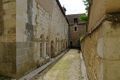 Preuilly-sur-Claise (Indre-et-Loire).
