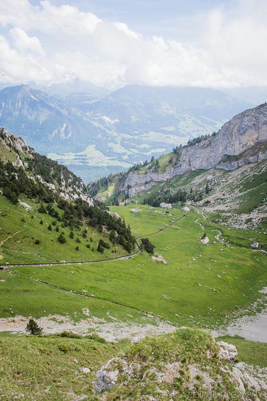 Swiss Alps Mount Pilatus