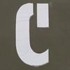 letter C by Leo Reynolds