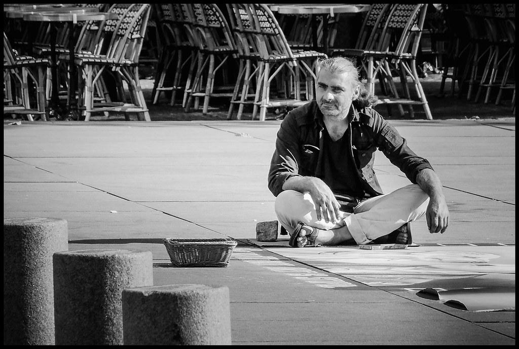 Chalk - Paris - 2014