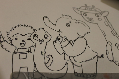 a children's book I'm working on