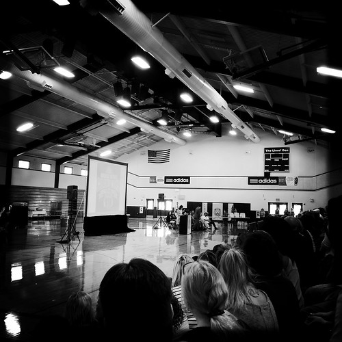 day208: Convocation at Liberty High School
