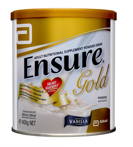 Ensure Gold Product Shot