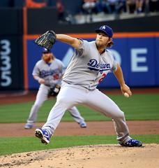 Kershaw vs. Mets: 7/23/2015