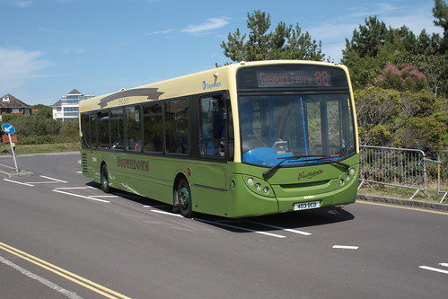 Stagecoach South 27651 403DCD
