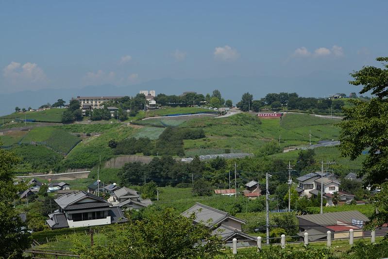 夏の青春18きっぷの旅 山梨編 2015年8月5日