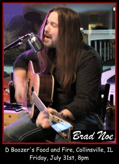 Brad Noe 7-31-15