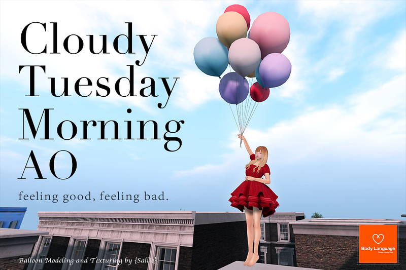 Cloudy Tuesday Morning AO @ C88