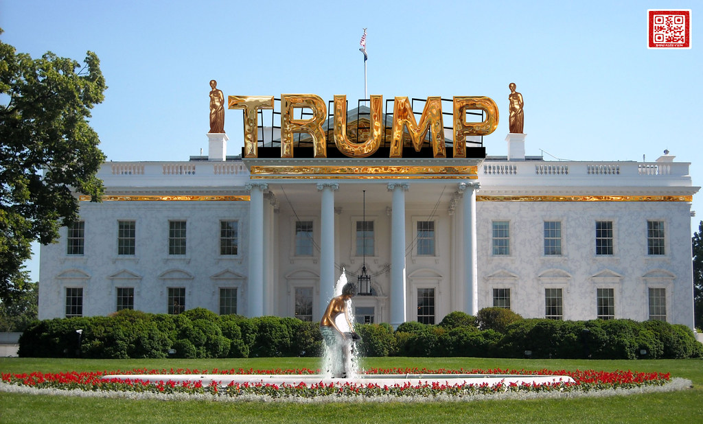 What Will The White House Look Like When Trump Wins