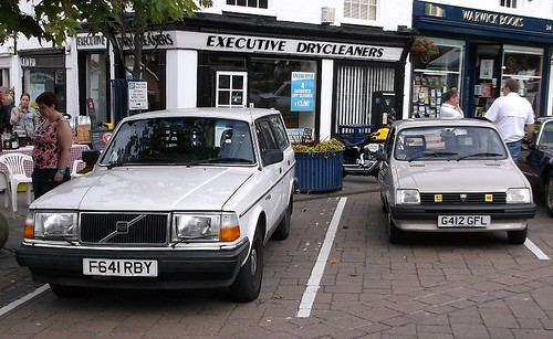 Volvo and Metro