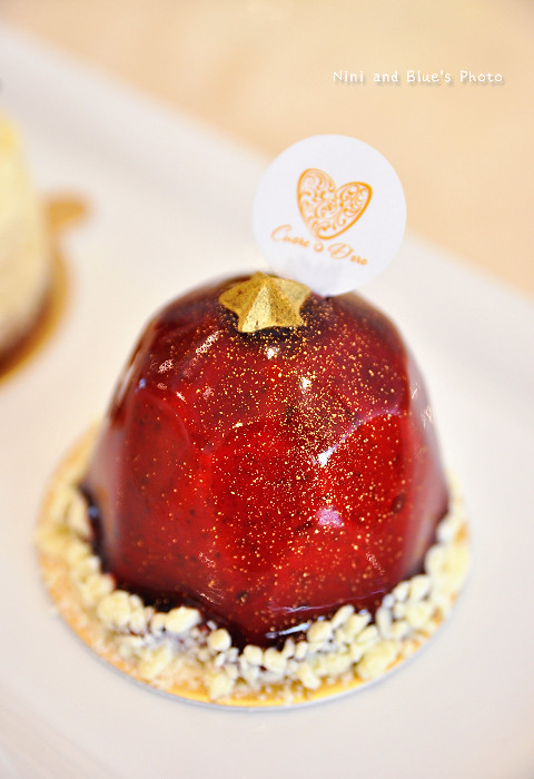 金心盈福法義式甜點10