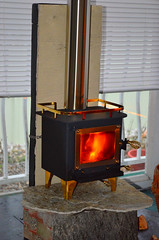 Cubic Cub Fireplace