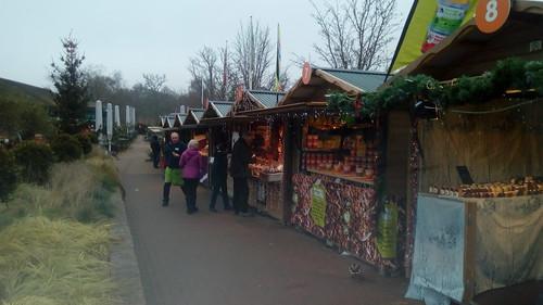 Christmas Market at RHS Gardens Wisley
