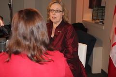 Elizabeth May April 2012